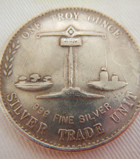 アメリカ プルーフ(証拠・証明)銀貨