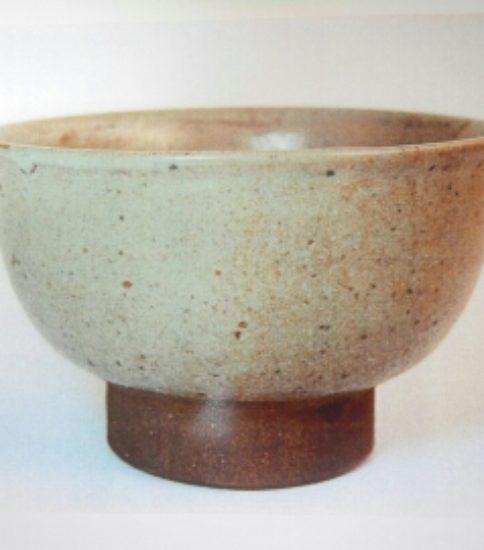 古唐津茶碗 (桃山時代)