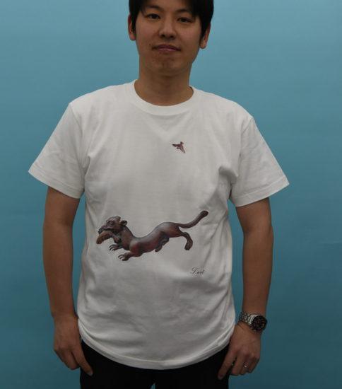 令和のカワウソTシャツ